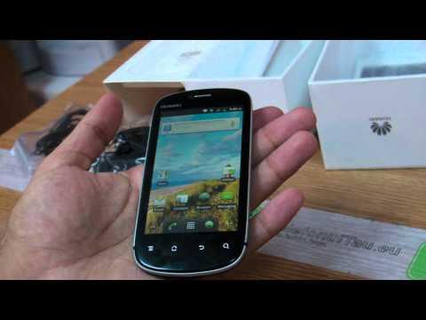 Huawei U8850 Vision review HD ( in ROmana ) - www.TelefonulTau.eu -