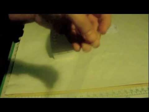 Como hacer una cortina romana  Parte 2/3