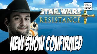 Star Wars Resistance Animated Show | NEW STAR WARS SERIES