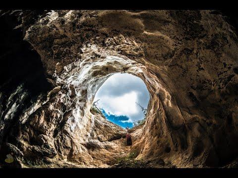 Тайны пещерных городов Крыма