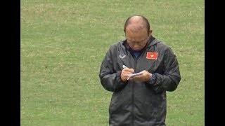 Tuấn Anh, Văn Thanh, Quang Hải: chấn thương, HLV Park Hang Seo lo sốt vó