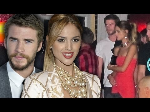 Liam Hemsworth Moving On with Eiza Gonzalez?