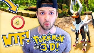 IS OUR GAME GLITCHED...!? - Pokemon 3D (NEW) -  (Season 2 // Ep 7)