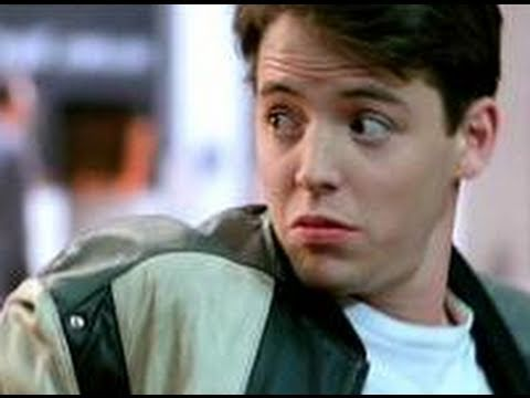 Ferris Bueller Versus THE MUMMY! - The Totally Rad Show