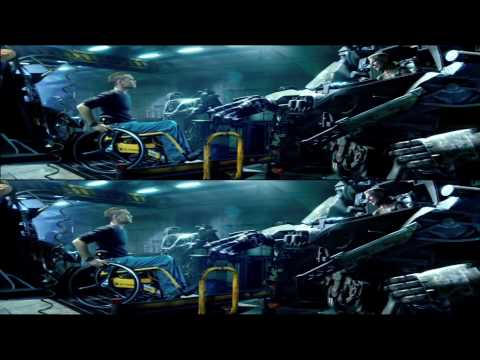 3d Tv James Camerons Avatar 3d Trailer In Stereoscopic 3d 1080p Tru3d video