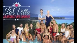 la villa la bataille des couples  Replay  episode 3 du 18 juillet 2018