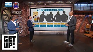 Richard Jefferson: DeMarcus Cousins to Warriors is biggest move of NBA offseason | Get Up! | ESPN