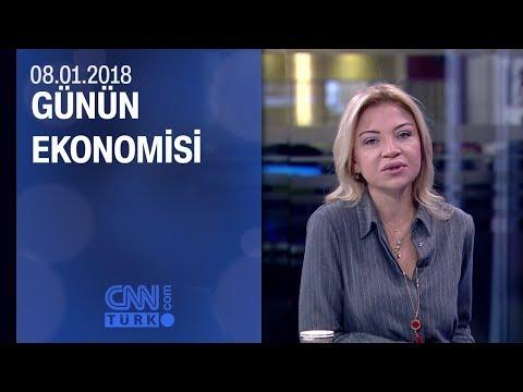 Günün Ekonomisi 08.01.2018 Pazartesi