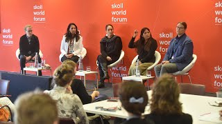 Indigenous Wisdom Interrupted: Respect Us, Learn with Us | SkollWF 2019