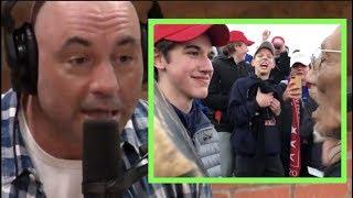 "Joe Rogan on the ""MAGA"" Kids Controversy"