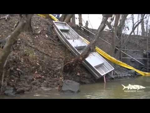 Dan River Coal Ash Spill Testing Trip Feb 4
