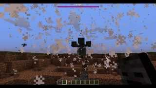 COMO HACER UN WITHER ---MINECRAFT
