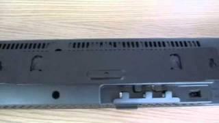SoundBar Philips HTS3111/12 unboxed