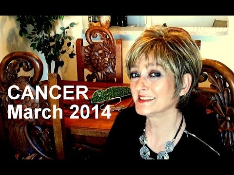 Cancer March 2014 Astrology Forecast 2014   Karen Lustrup