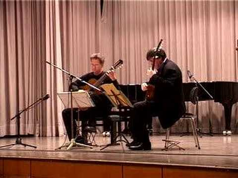 Mozart-Giuliani: Titus Ouverture 2 guit. Hoppstock - Marchione