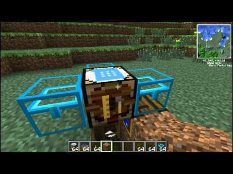 DJ&Riggaz: Automatic Crafting Table - The Basics (TEKKIT)