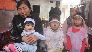 (VTC14)_Tột cùng nỗi đau 3 đứa trẻ mất cả cha lẫn mẹ vì tai nạn giao thông