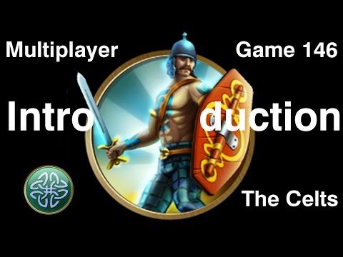 Civilization 5 Multiplayer 146: Celts [Intro] ( BNW 6 Player Free For All) Gameplay/Commentary