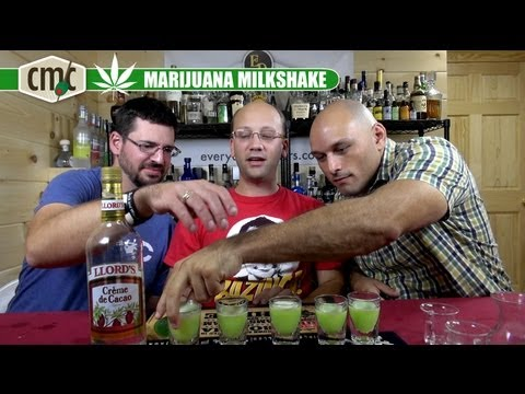 The Marijuana Milkshake Shooter