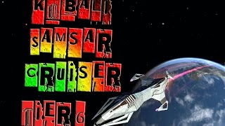 Kobali Samsar Cruiser [T6] with all ship visuals - Star Trek Online