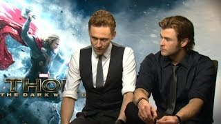 Cast of Thor: The Dark World Interview with Friday Download