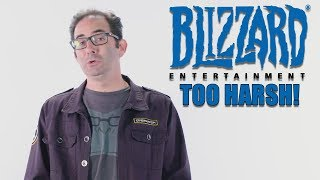 Even Blizzard's VP Wants Blitzchung's Suspension Removed