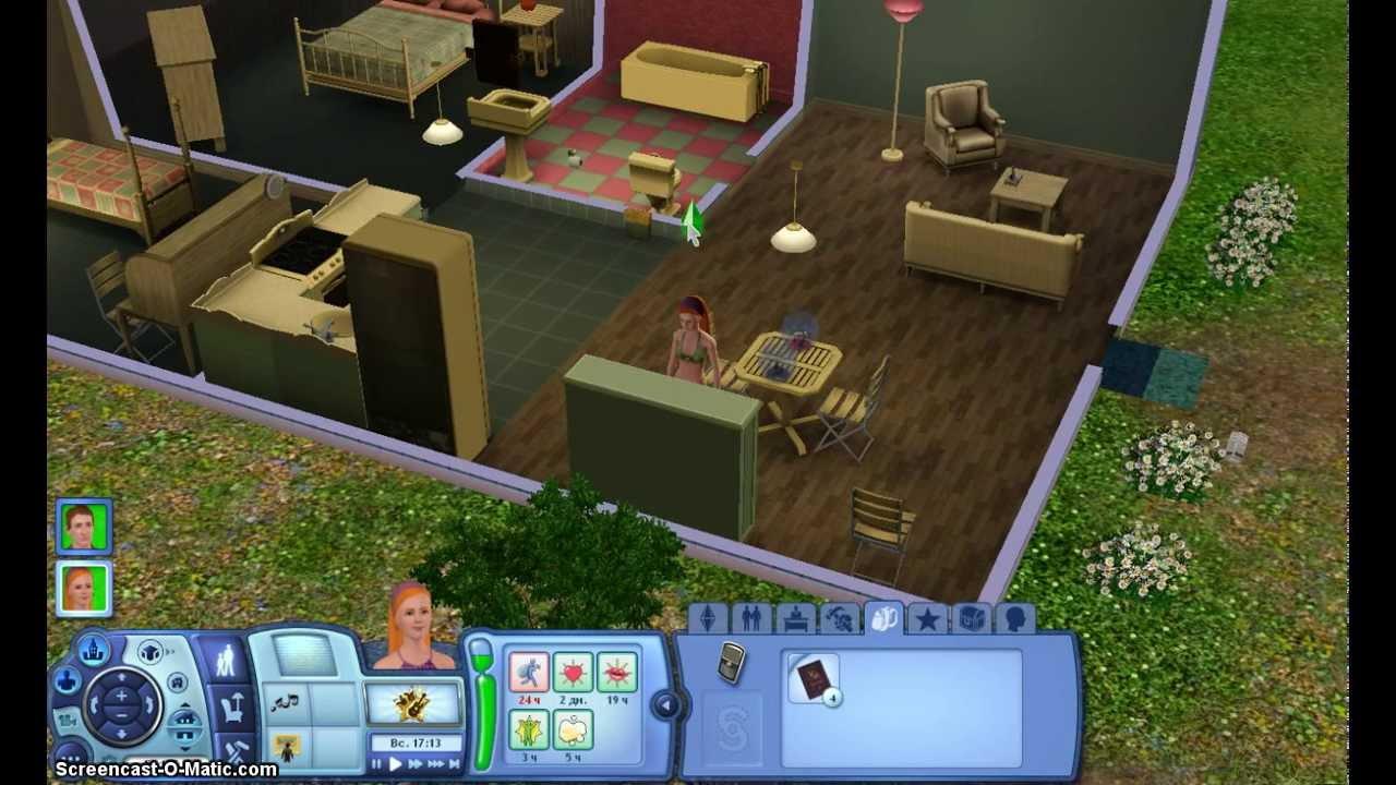 Sims 3 как вводить коды - 06