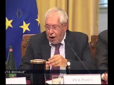 Roma - Il gioco legale e sostenibile nuove proposte di responsabilità sociale (15.07.15)