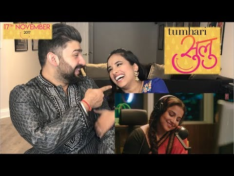 download lagu Tumhari Sulu Trailer  Vidya Balan  Reaction By gratis