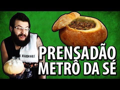 PRENSADÃO METRÔ DA SÉ   COZINHA HARDCORE