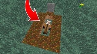 ZENGİN VS FAKİR #267 - Abuzittin Baba Mezardan Çıkıyor (Minecraft)