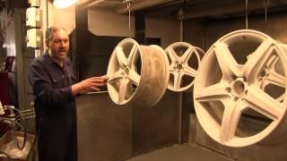 Pro-autocraft Alloy Wheel Refurbishment