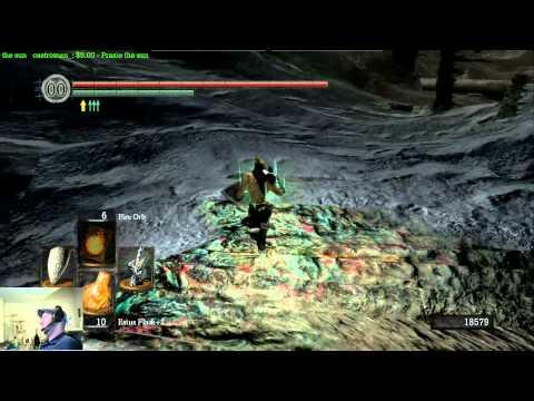 Dark Souls - Drunkthrough Part 59: Gwyn, Lord of Cinder