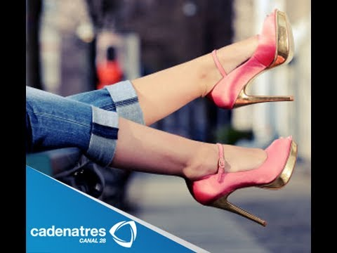 Las hermosas zapatillas y los fuertes daños que provocan