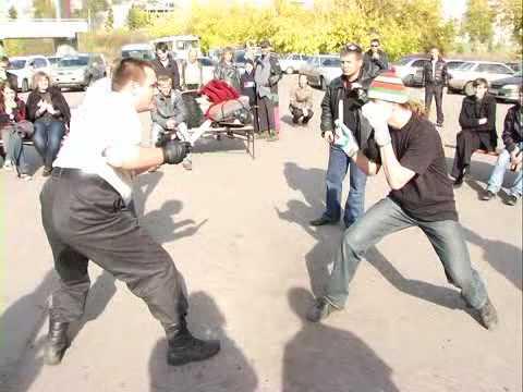 Эрик (*) VS Еврей  sibknife.ru