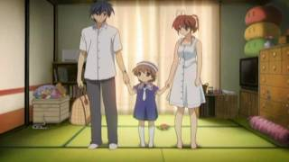 Clannad [AMV] - Somewhere Only We Know