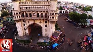 Charminar Bags Swachh Bharat Icon, NTPC To Cleanup Charminar | Hyderabad