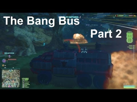 The Bang Bus Part-2 (planetside 2) video