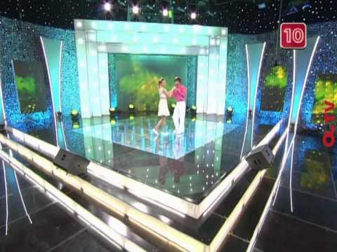 Julijos ir Iljos šokis - pasirodo Ilja turi ne vieną talentą (5 laida)