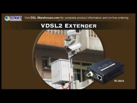 High performance VDSL2 Ethernet over VDSL2 profile 8a, 17a, 30a Bridge Modems Routers