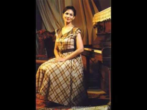 Iza Calzado- a classic Filipina hollywood actress
