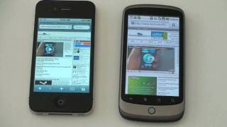 iPhone 4 Vs. Nexus One