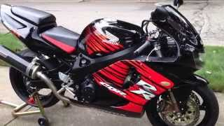 MINT 1998 Honda CBR 900RR with Erion racing motor, 4200 miles
