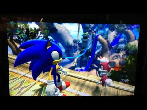 Sonic Unleashed - Episode 5 (2/2): Spiky Shoes!