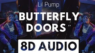 Lil Pump 34 Butterfly Doors 34 8d Audio