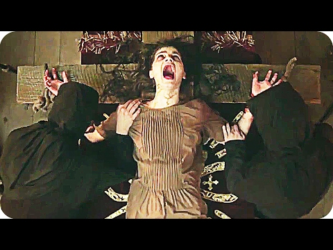 THE CRUCIFIXION Trailer (2017) Horror Movie