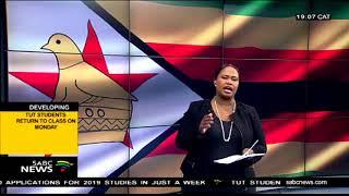 Reaction to Zimbabwe's new cabinet: Ephert Musekiwa