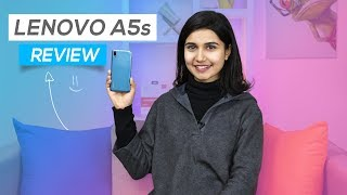 Lenovo A5s Review: What does a $100 pack?
