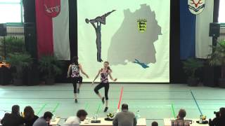 Julia Abele & Eva Scholz - Ländle Cup 2015