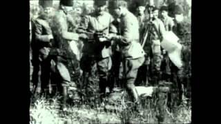 Mustafa Kemal Canakkale Cephesinde / 1915
